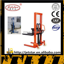 Jetstar 2016 newest lightweight walking portative forklift