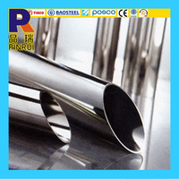 201 cold drawn seamless stainless steel pipe