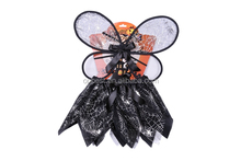 sex kids black witch costume girl with black fairy wings halloween costume fashion 2016 children clothing skirts