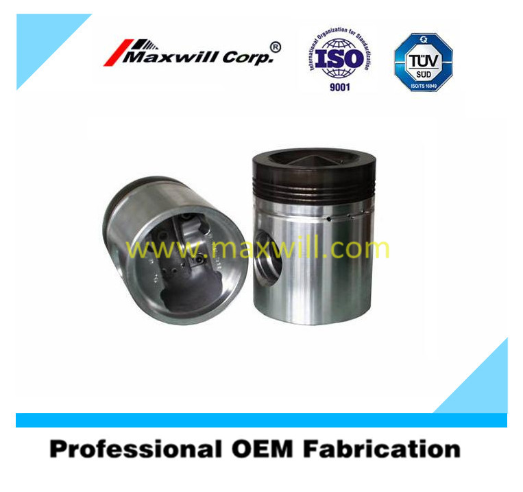 TS16949 Certification process Manufacturing pistion & Forged Piston
