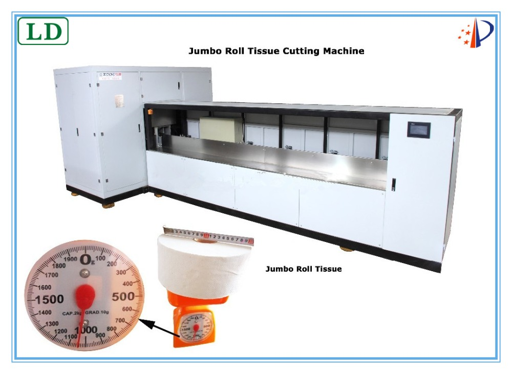 Table Paper Napkin Tissue Printing/Embossing/Folding/Cutting Machine