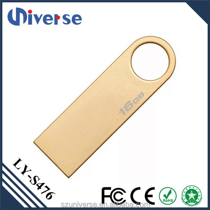 Custom Logo High Speed Metal Oem 3.0 Usb Pen Drive Mini Metal Usb Flash Drive 8Gb 16Gb
