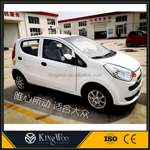 Good price 4 seater 4kw electric vehicle