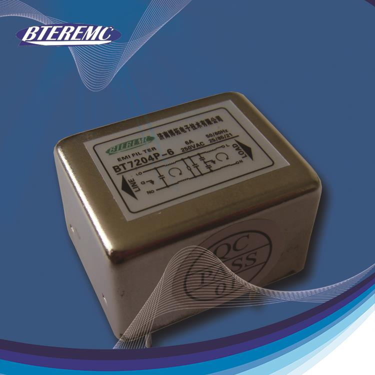 Hot selling pcb mounting commom mode filter with good quality