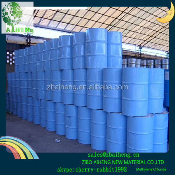 Organic Chemical Solvent Mek Industrial Use Chloroform Storage 99.99% Pharmaceutical Material Dichloromethane/Methylene Chloride