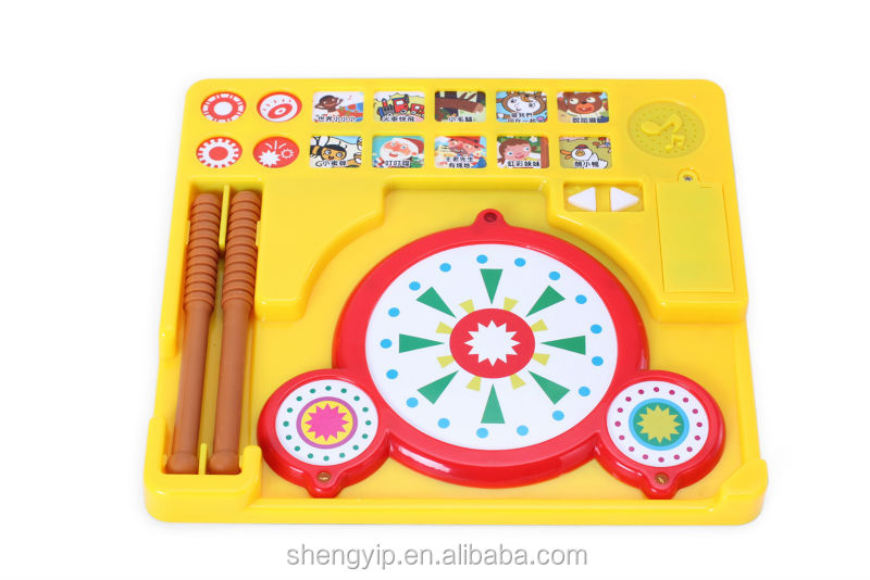 musical instrument drum toy set for kids