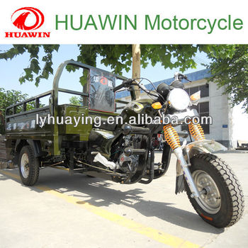 cargo tricycle / three wheel motorcycle