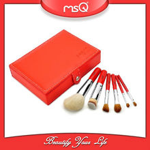 MSQ 6 pcs High-end Cosmetics Brushes Makeup kit