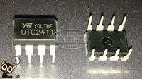 UTC2411 KA2411 DIP DIP-8 touch tone telephone ringing circuit IC new original IC