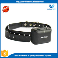 New Model Dog Training Equipment Wholesale Waterproof Rechargeable Bark Control Stop Training Collar