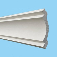 High Quality Beautiful Gypsum Cornice Crown <strong>Moulding</strong> Carving Ceiling Medallion