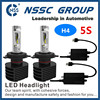 Guangzhou factory price automotive universal 25w h4 led headlight bulb h4 led headlight car used
