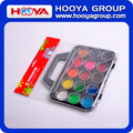 Hot selling EN71 certificate shaped watercolor paint set