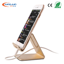 hot sell metal Cell Phone retail display stand metal holder show on table