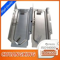 Good Quality OEM extruded aluminum enclosure, aluminum extrusion enclosure