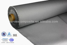 1.2mm polyurethane coated insulation fire-resistant fiberglass cloth for waterproofing