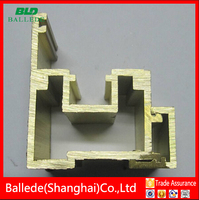 Special Shaped Copper Alloy Extrusion
