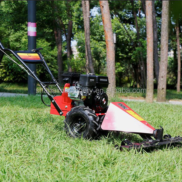New Year promotion model Gasoline Portable Grass Cutter bush cutting machines