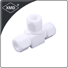 PTFE union,Teflon tube connector