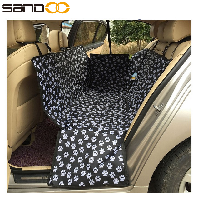 sandoo wholesale waterproof washable pet car seat cover