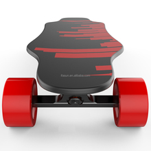 2017 New Remote Control Boosted Hoverboard Electric Skateboard Dual Hub Motor Wheels Japan Korea Electric Scooter Skateboard