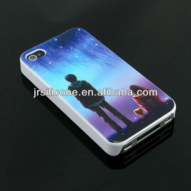 2013 Newest design lovely cartoon hard plastic case for phone