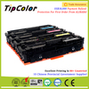 Photo Color Compatible Toner Cartridge HP CF410X CF411X CF412X CF413X