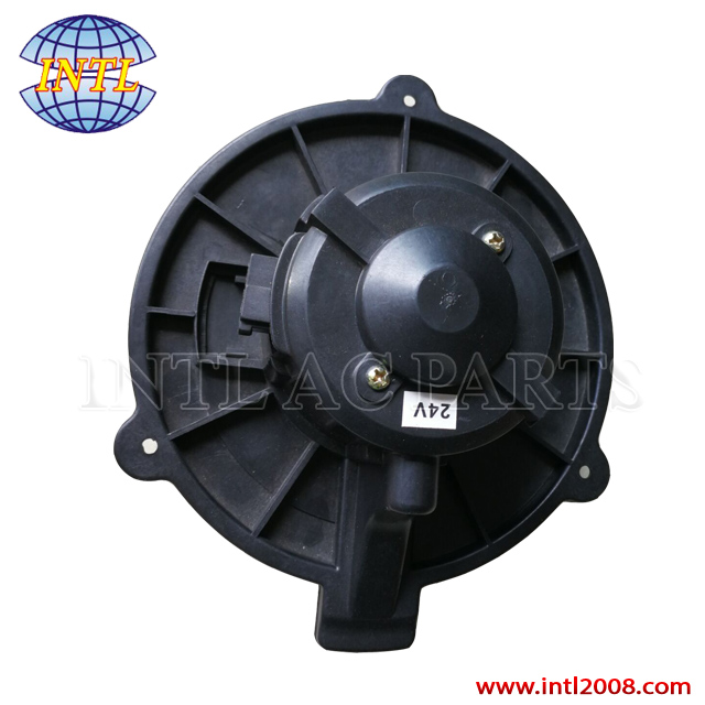 Daewoo doosan excavator 55 60 150 220 225-7-5 air conditioner blower motor 24V
