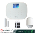 99 Zones Quad Band Home Protection Wireless Intruder GSM Alarm System