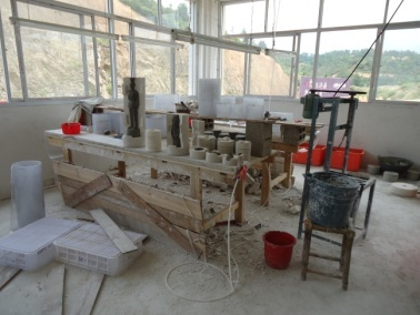 Mould Processing (Ceramic Ware, Terracotta Ware, Bisque Ware)