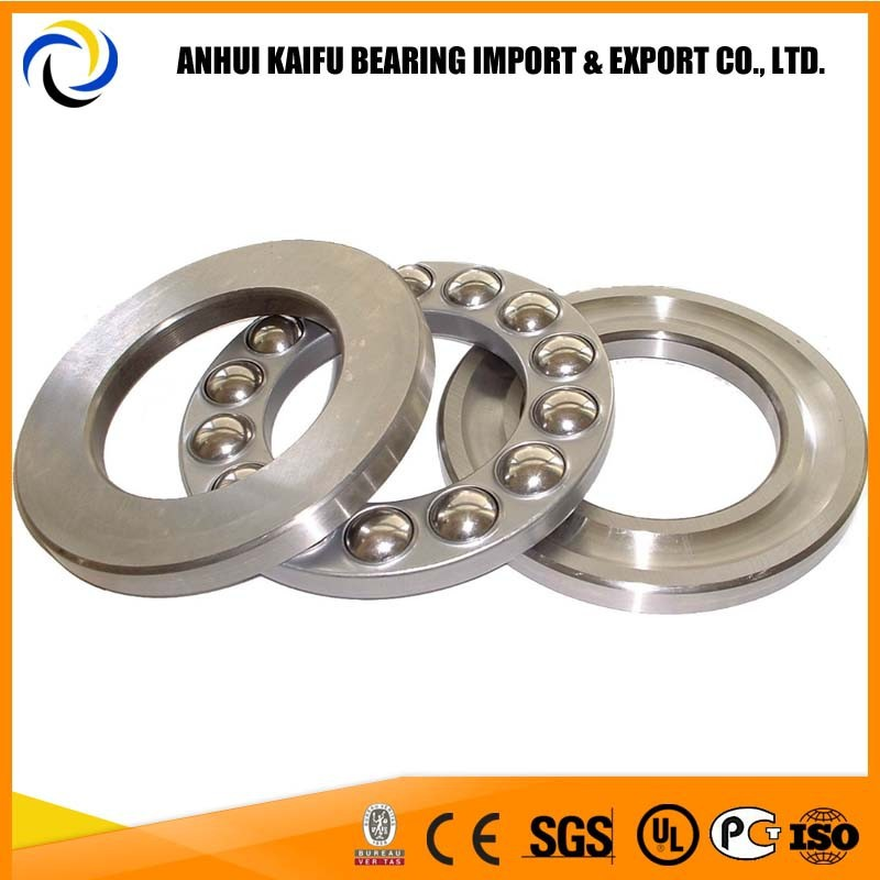 High Performance small diameter thrust ball bearing