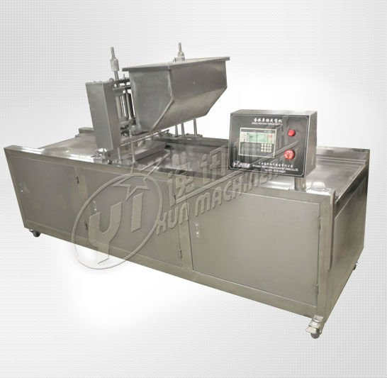 whole set full automatic cake machine made in China