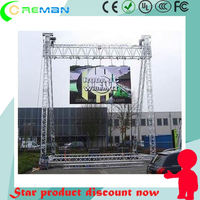 ali import export company lightweight rental led video panel cabinet die casting P0.2 P0.5 P0.8 P1 P1.8 P2