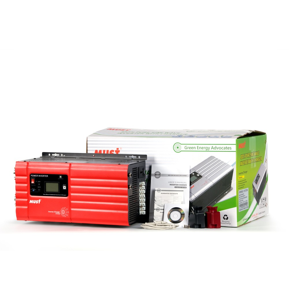EP3000 PRO Low price AC motor drive ac frequency solar inverter 1kw 2kw 3kw