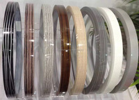China hot selling PVC edge banding tapes for furniture kitchen cabinet