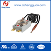 20A Manual Reset Capillary Thermostat For