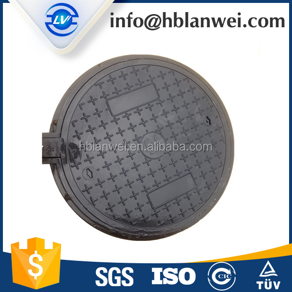 GGG500 B125 D400 Sanitary Sewer Manhole Cover