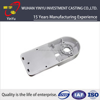 ISO9001 Customized Design Precision Silica Sol Lost Wax Casting Stainless Steel Door Lock