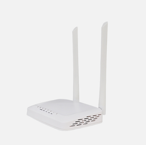 ftth modem Chipset epon 4 port wifi onu with 2 antennas support IEEE802.b/g/n 300Mbps