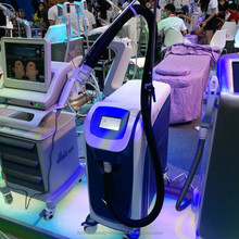 Cooling therapy /skin cooling system for laser hair removal machine