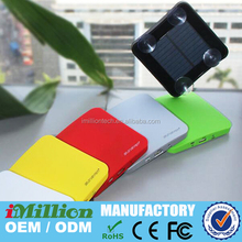 2016 New Design Power Bank Solar Power Bank for Laptops, Laptops Solar Power Bank, Power Bank for Laptops