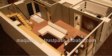 Interior model, Architectural model of apartment