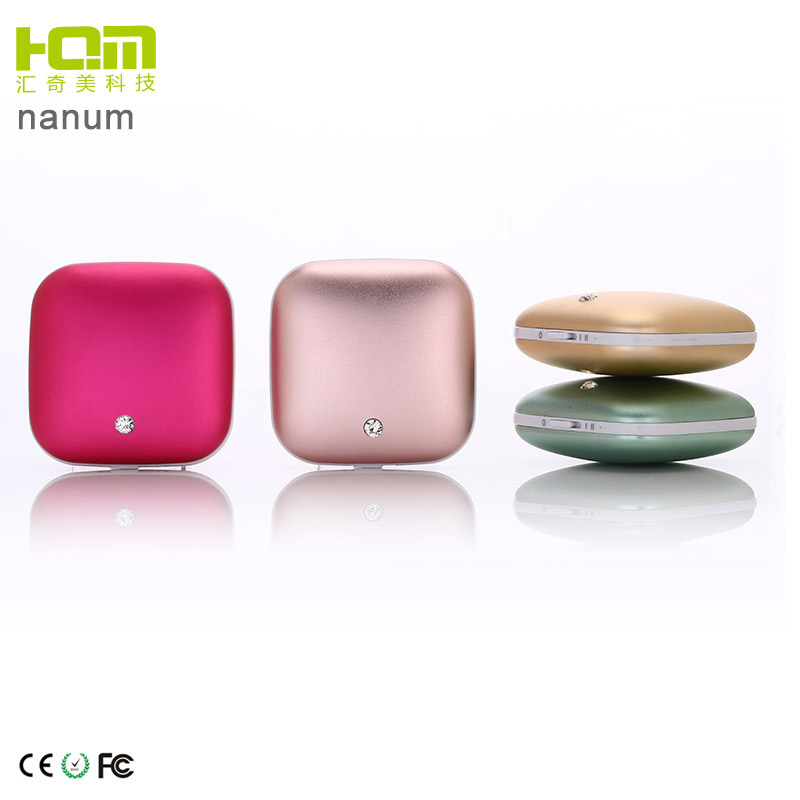 Hot Selling Mint Green Best Brand Of Power Bank For Warm Up