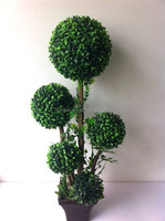 Real Touch Artificial Decorative Bonsai Tree