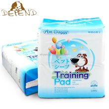 High quality training nonwoven disposable dog urine absorbing mats