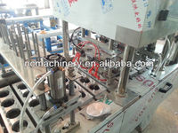 Automatic Liquid yoghurt/Fruit Juice cup filling and sealing machine