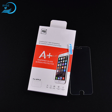 Hot Product Oleophobic Coating 0.3Mm 2.5D Full Cover Tempered Glass Screen Protector Film For Iphone7