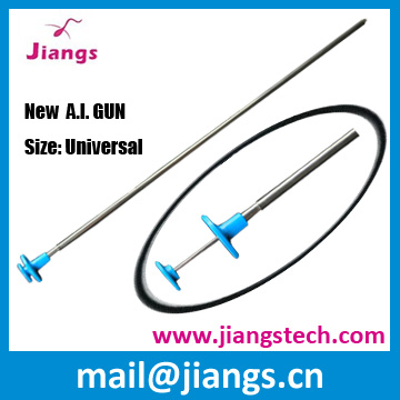 Jiangs Universal Gun Intrauterine Insemination For Cow