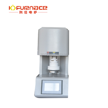 Large digital dental burnout furnace zirconia sintering microwave furnace