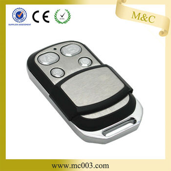 MC046 Commonly used Garage /Gate keyless remote control